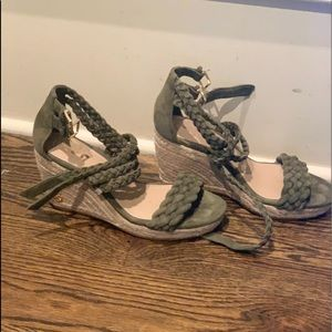 Tory Burch Strapped Sandals - Worn 2X - Size 6.5